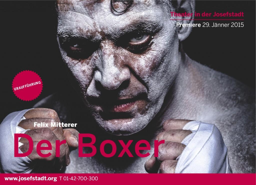 Theaterstueck Der Boxer