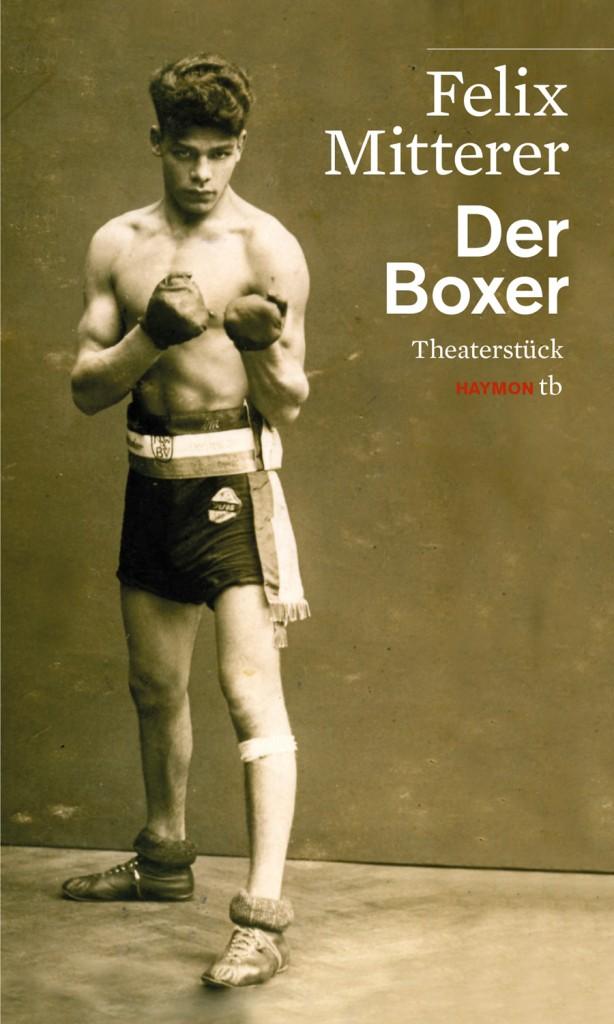 buch cover der boxer trollmann